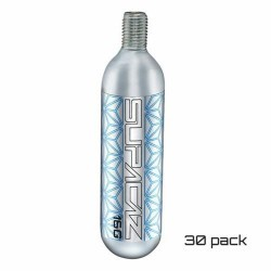 PACK 30 BOMBONAS CO2 16G SUPACAZ