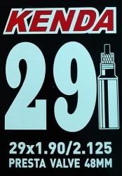 CAMARA KENDA 29 X 1.90 / 2.20 PRESTA