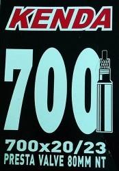 CAMARAS KENDA 700X20 V/80MM