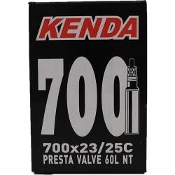 CAMARA KENDA 700X23-25C  PRESTA 60MM