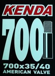 CAMARA KENDA 700X35-40C  SCHR