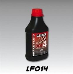 LIQUIDO FRENO GALFER DOT-4 500ml