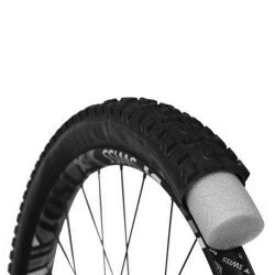 "MOUSSE NUBE TUBELESS 40 XC-CROSS C GRIS 26""(1.9-2."