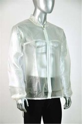 IMPERMEABLE TRANSPARENTE XL